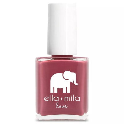 ella + mila Nail Polish Collection in Berry Much In Love