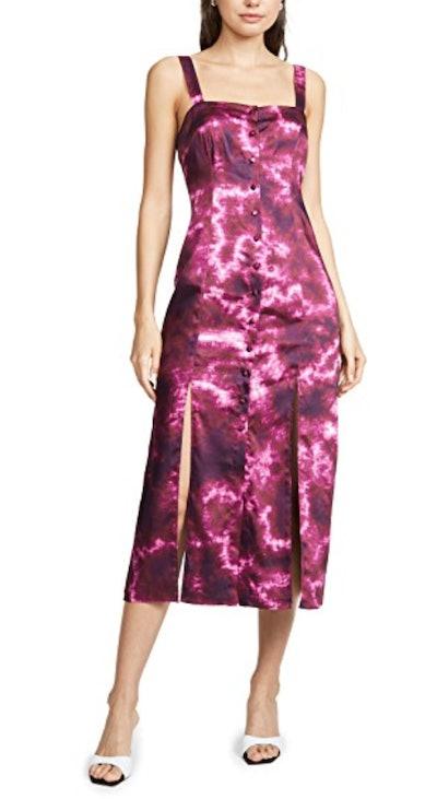 Tie-Dye Alexa Dress