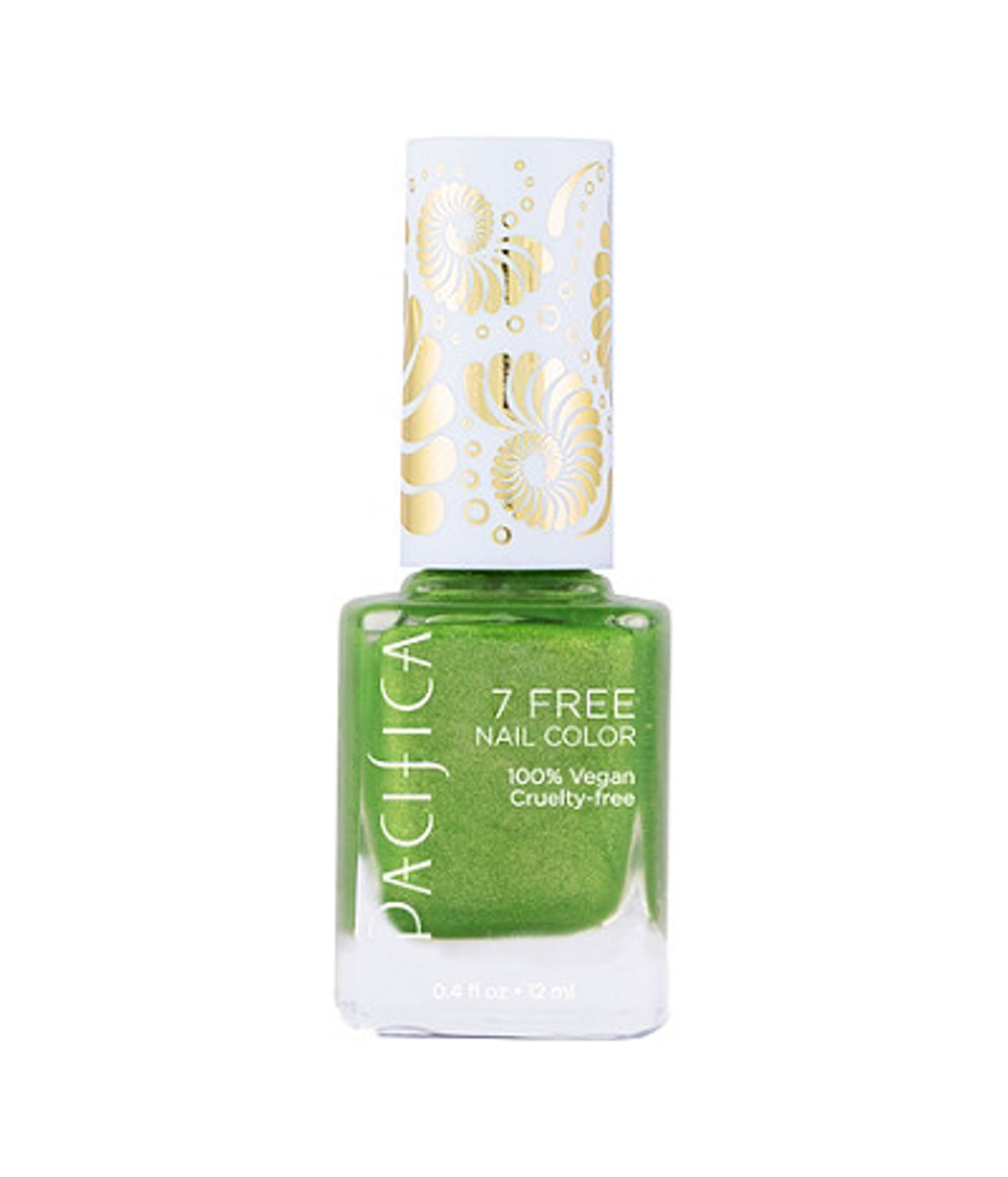 Pacifica 7 Free Nail Polish Collection in Sea Monster