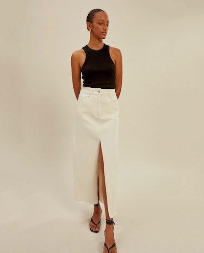 Joy Skirt Off White