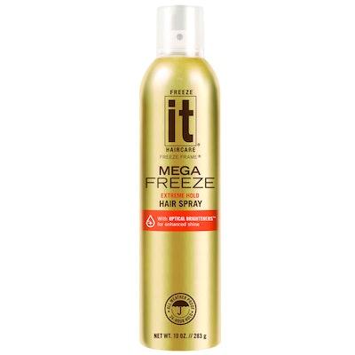 IT Haircare Mega Freeze Hairspray, 7.75 ounces