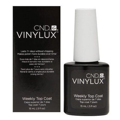 CND Vinylux Weekly Top Coat, Clear