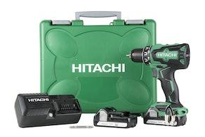 Hitachi 18V Cordless Lithium Ion Brushless Driver Drill