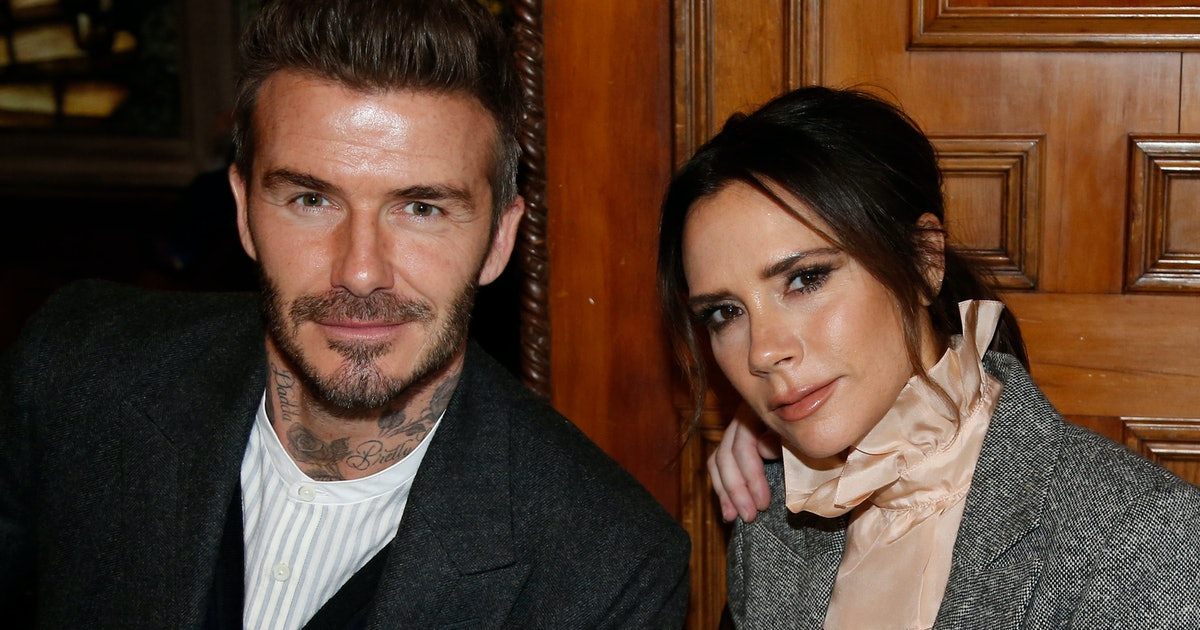 Victoria & David Beckham Went To Glastonbury Together Proving They Are Truly 20 Years Strong