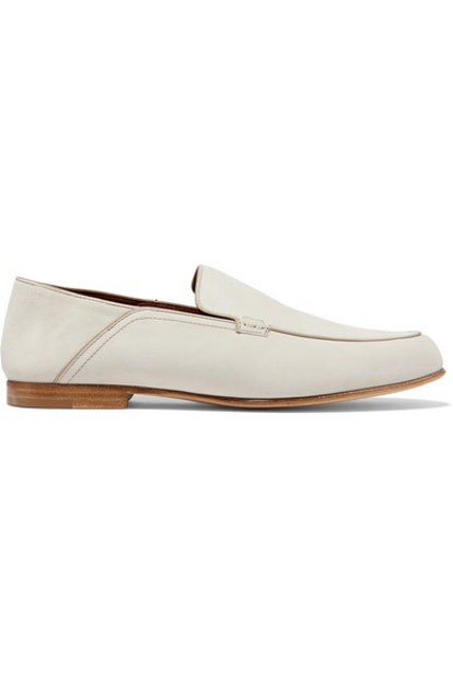 Astoria Suede Collapsable-Heel Loafers