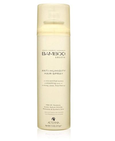 Bamboo Smooth Anti-Humidity Hairspray, 7.5 ounces