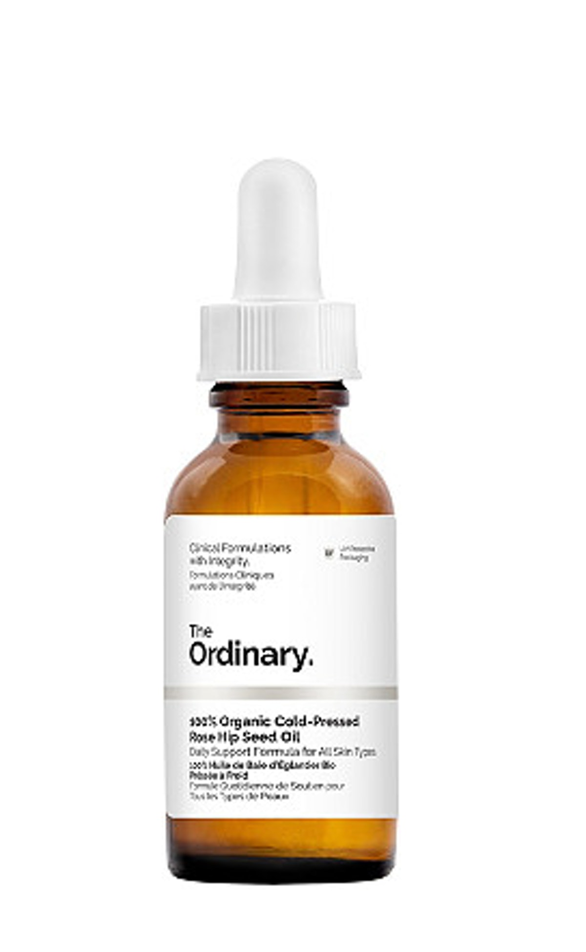 100% Organic Cold Pressed Rose Hip Seed Oil