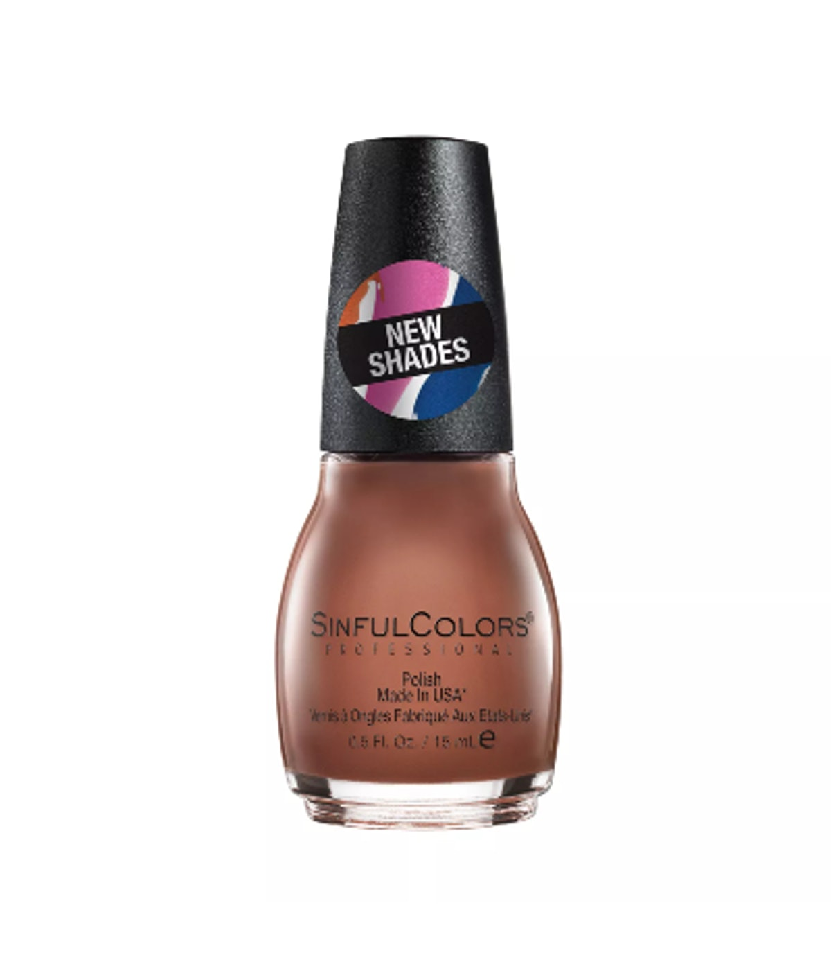 Sinful Colors Professional Nail Polish in Hot Toffee