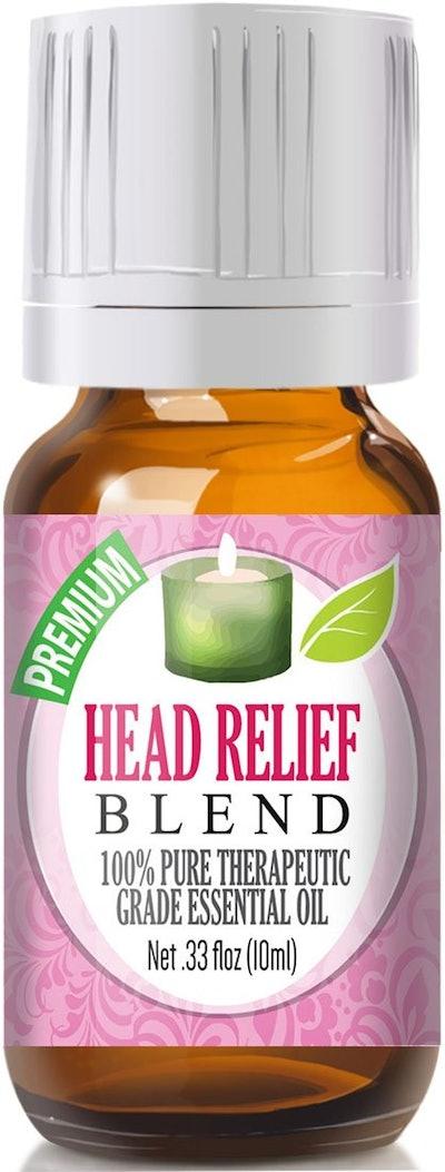 Healing Solutions Head Relief Blend