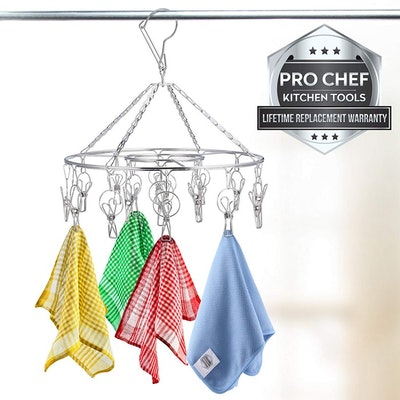 Pro Chef Kitchen Tools Clothes Drying Rack