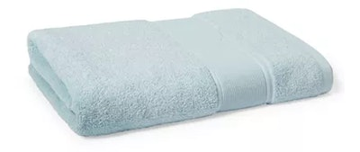 Lauren Ralph Lauren Sanders Antimicrobial Cotton Solid Bath Towel,  30- by 56-inches