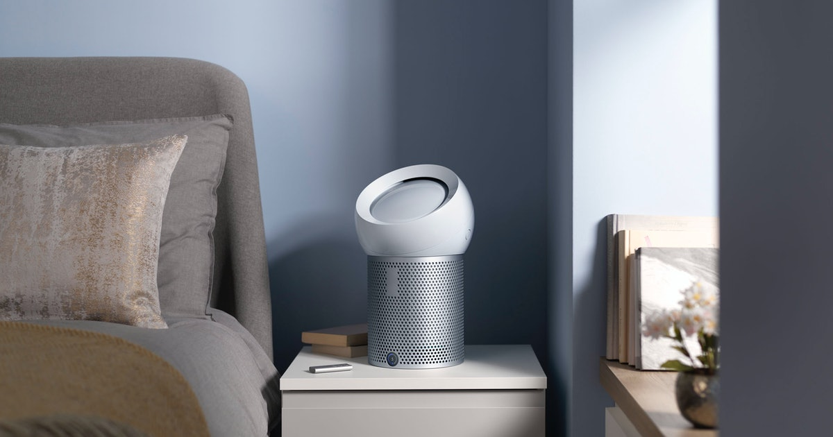 Do air purifiers help with allergies? Here's what happened when I tested one out