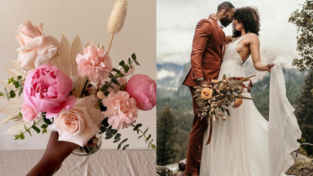 12 Photos Of Wedding Bouquets That Are So Pretty You Ll Wanna