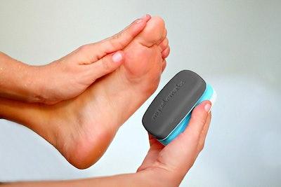 Love, Lori My Solemate Charcoal Soap & Pumice Foot Scrubber