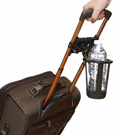 Freehand Travel Luggage Drink Holder