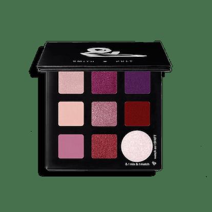 Sombra Shift Matte & Metallic Eyeshadow Palette in Lilac-Flash