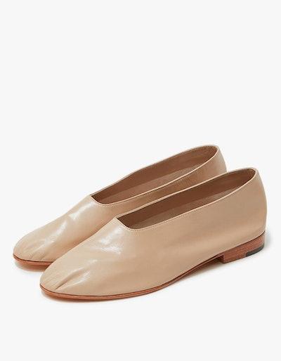 Martiniano Glove Slip-On Shoe in Antelope