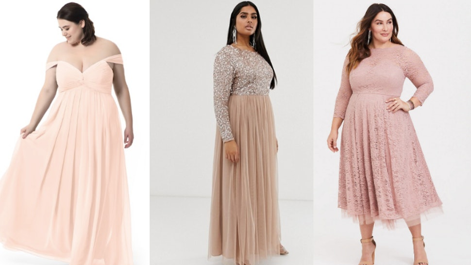 4f0d00145 11 Size Inclusive Bridesmaids Dresses That Cost Less Than $300