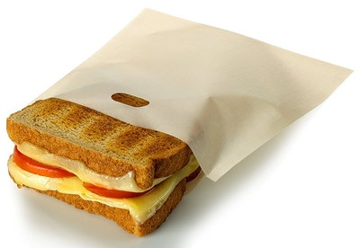 RL Treats Reusable Toaster Bags (Pack of 3)