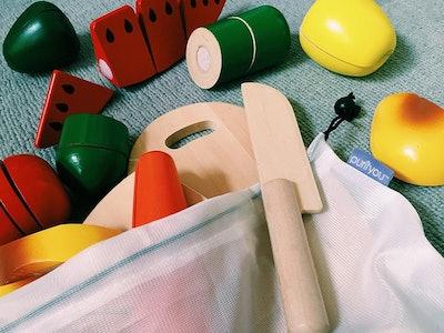 purifyou Premium Reusable Produce Bags (Set of 9)