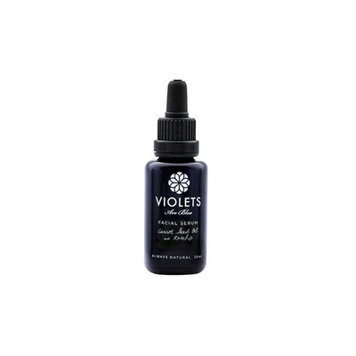 Carrot & Rosehip Seed Facial Serum