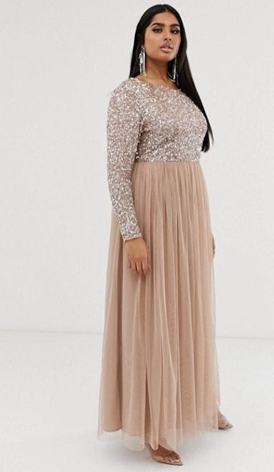 Maya Plus Bridesmaid Dress