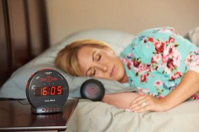 Sonic Alert SBB500SS Sonic Bomb Alarm Clock
