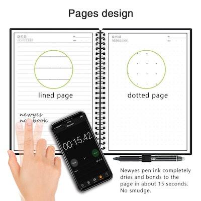 NEWYES Reusable Smart Notebook
