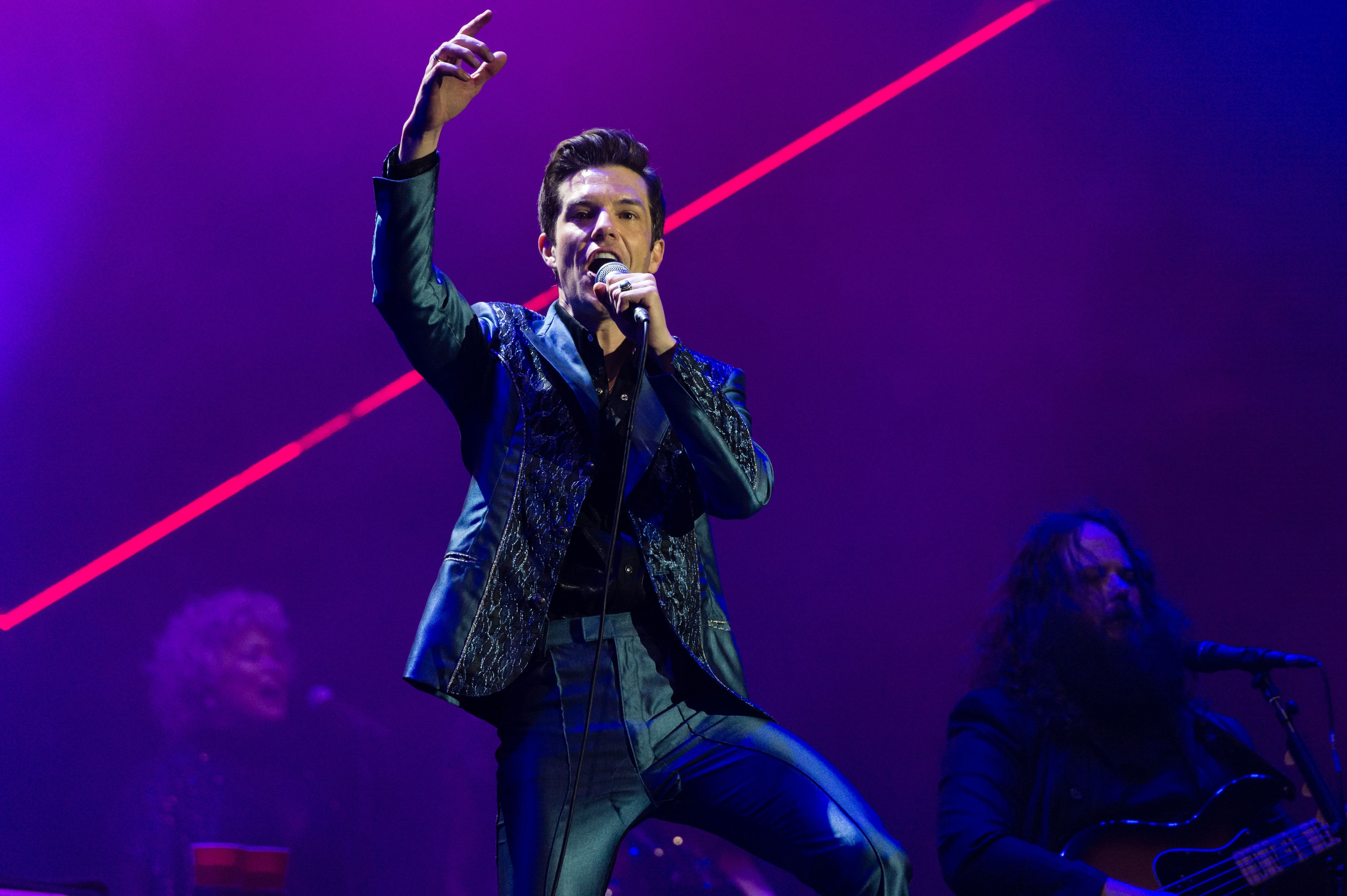 The Killers New Album 2020 Will The Killers Tour The UK In 2020? The Glastonbury Headliners