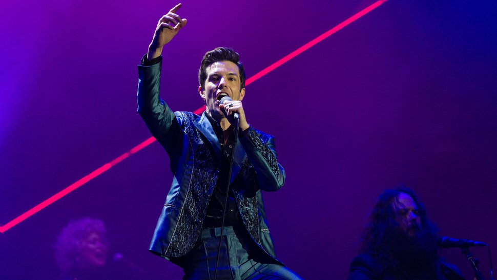 Singers On Tour 2020 Will The Killers Tour The UK In 2020? The Glastonbury Headliners