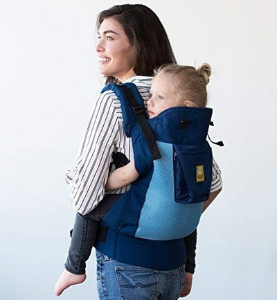 LÍLLÉbaby 3 in 1 CarryOn Toddler Carrier