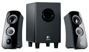 Logitech Speaker System With Subwoofer