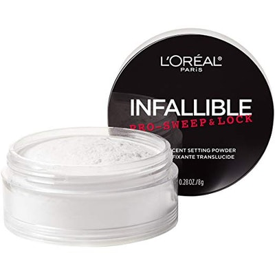 L'Oréal Paris Infallible Pro-Sweep & Lock Loose Setting Face Powder