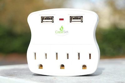 Portable USB Wall Outlet