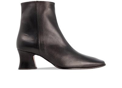 Naomi Black Leather
