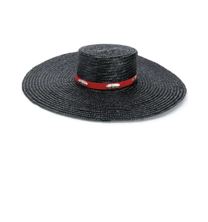 Contrasting Band Hats