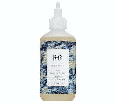 R+Co ACV Cleansing Rinse Acid Wash, 6 Fl. Oz.