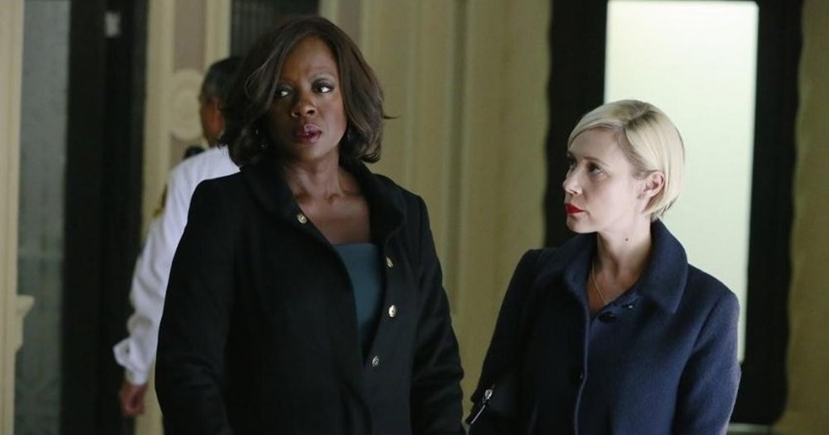 'How To Get Away With Murder' Season 6 Will Officially Be The Show's Last One