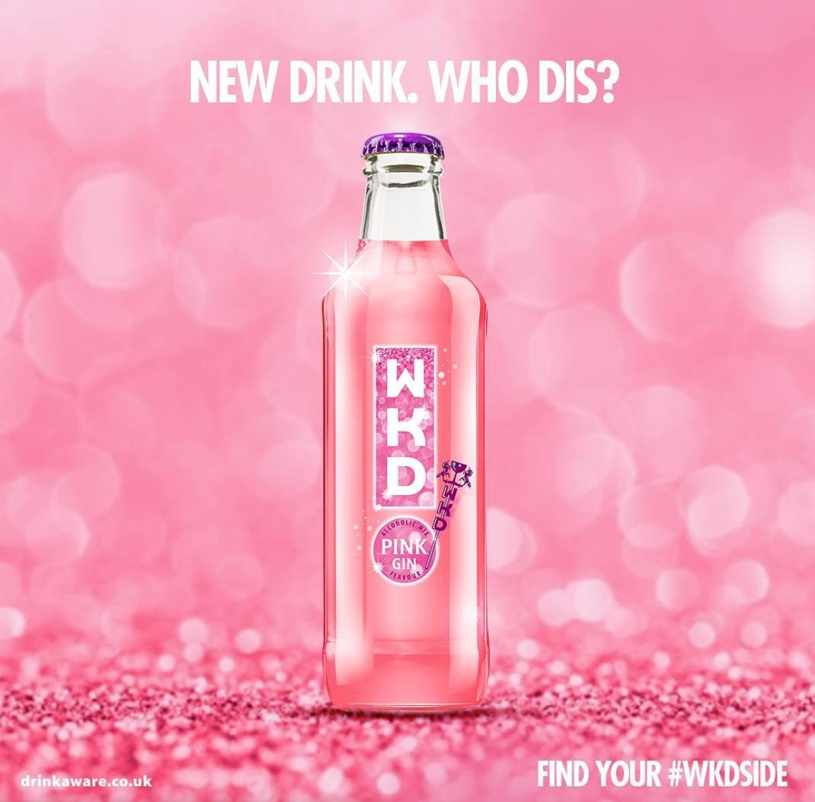 Image result for wkd pink gin