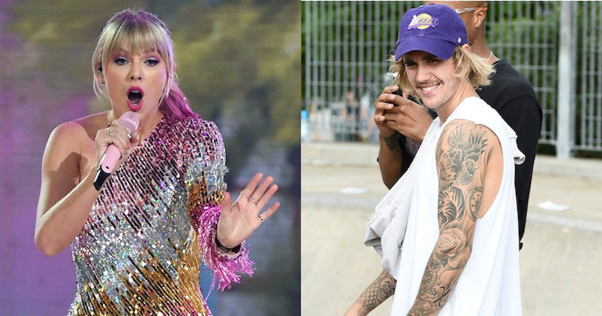 Taylor Swift & Justin Bieber's Quotes About Each Other Have Really Changed Over The Years