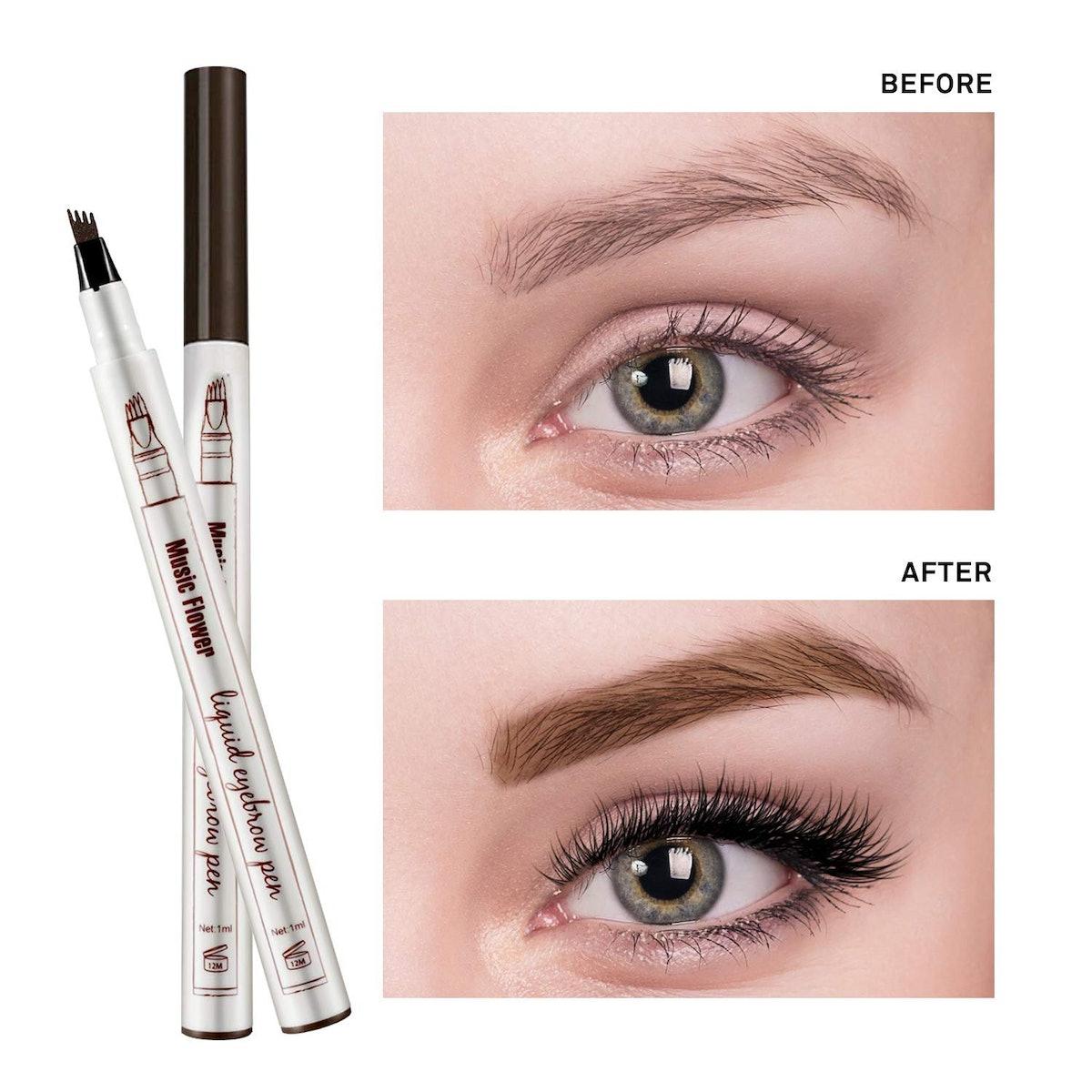 AsaVea Tattoo Eyebrow Pen
