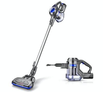 Moosoo Cordless 4-in-1 Vacuum