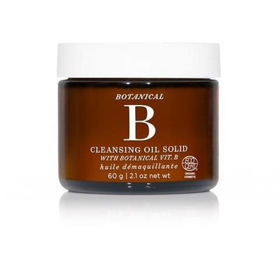Botanical B Cleansing Oil Solid