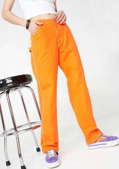 Dickies Girl Juicy Carpenter Pants