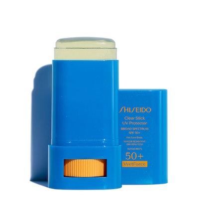 Clear Stick UV Protector WetForce SPF 50+ Sunscreen