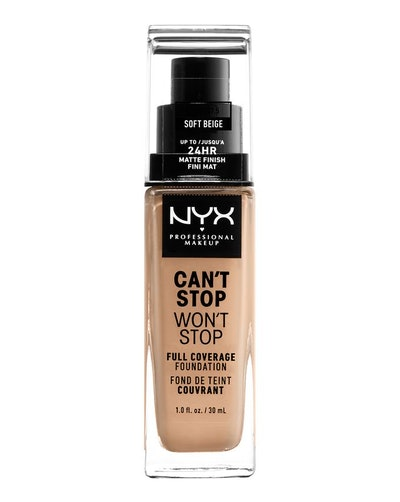 NYX Can't Stop Won't Stop