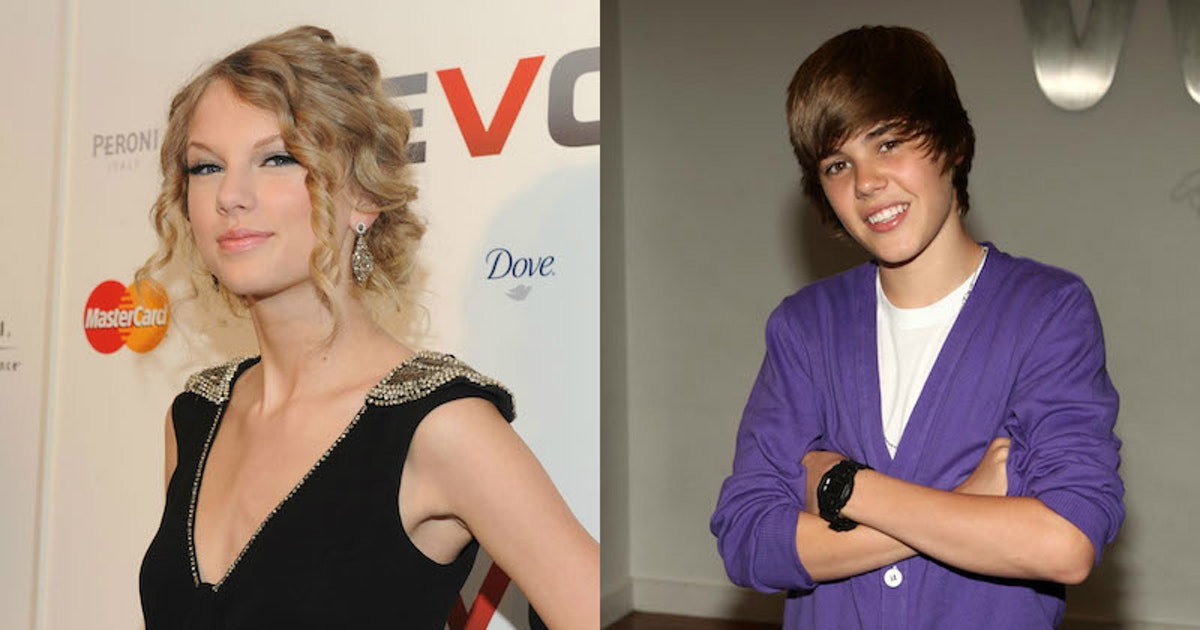 What Happened Between Taylor Swift & Justin Bieber? The Timeline Of Their Relationship Is Rocky