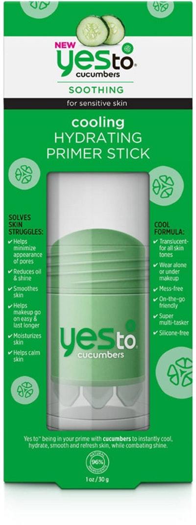 Yes To Cucumbers Cooling Hydrating Primer Stick