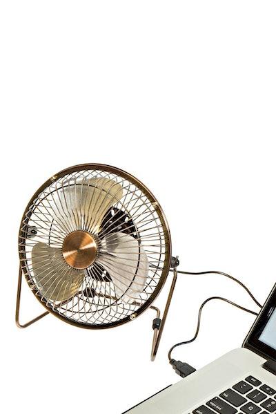 Honey-Can-Do USB Fan