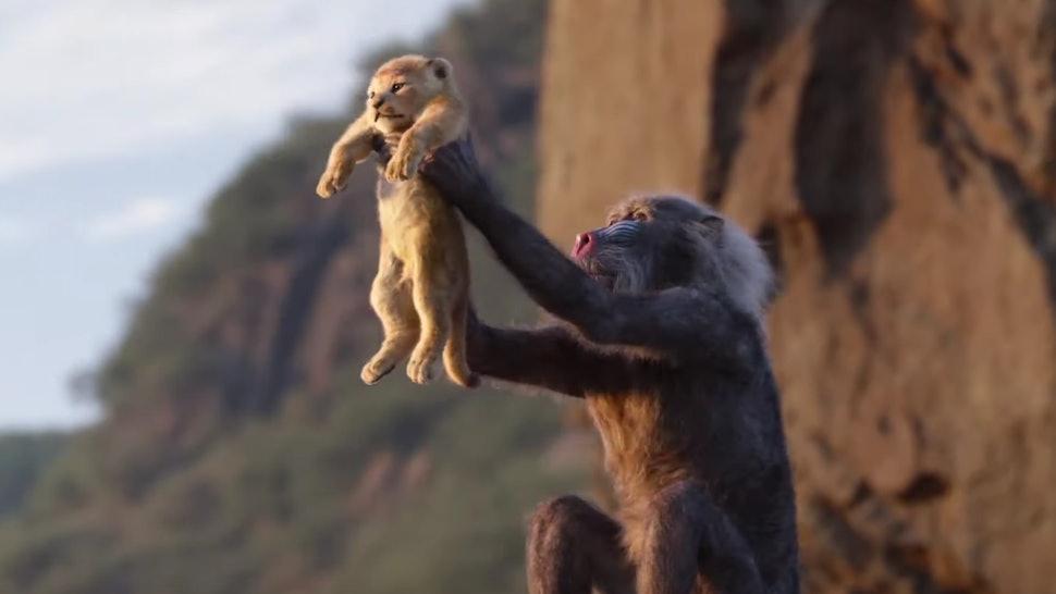The Lion King Isnt A Shot For Shot Remake Of The Original